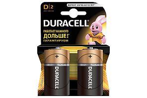 Батарейка DURACELL LR20-2BL NEW Тип: D (R20) 2шт.