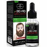 Масло для роста бороды и волос Beard growth, фото 2