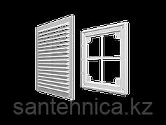 Решетка вентиляционная разъемная 249*249 Эра 2525Р