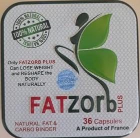 Капсулы для похудения Fat zorb