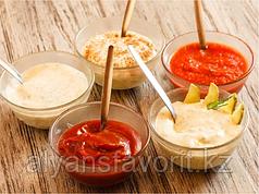 Комплект оборудования для производства майонеза, кетчупа и других соусов ИПКС-0401, 1100 кг/сутки