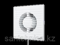 Вентилятор осевой с тяговым выключателем E 100 -02 d100 Эра