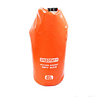 """Гермомешок """"СЛЕДОПЫТ - Dry Bag"""" без лямок, 40 л, цв. mix арт.PF-DBS-40"""