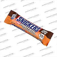 Батончик протеиновый Mars Incorporated Snickers Peanut Butter bar 57 гр.1 уп. по 12 шт.