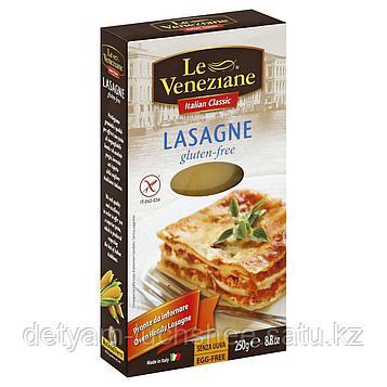 Le Veneziane Gluten Free Lasagne 250 грамм