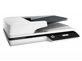 Сканер HP ScanJet Pro 3500 f1 L2741A, A4, 600x600 dpi