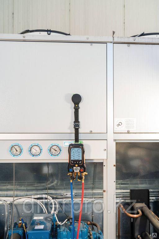 Цифровой манометрический коллектор Testo 557s комплект 1 в кейсе - фото 6