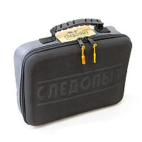 "Сумка рыболовная ""СЛЕДОПЫТ"" Module Case, 30х22х10 см, цв. серый + 2 коробки Luno 20/3/ PF-BN-05"