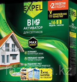 Средство для септиков Expel 8+2 таблетки