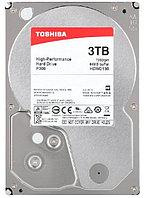 """Жесткий диск HDD Toshiba 3TB HDWD130EZSTA 3.5"""", SATA III"""