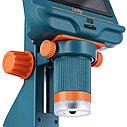 Микроскоп цифровой Levenhuk LabZZ DM200 LCD, фото 4