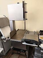 Пилы для резки мяса и костей с передвижным столом JG-400