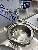 Плита вок газовая промышленная 2 конфорочная