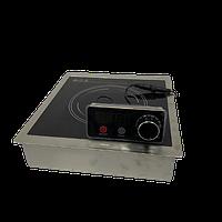 Плита индукционная настольная встраиваемая, мощность 3500 Вт