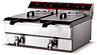 Фритюрница промышленная для фаст фуда ZH-132V