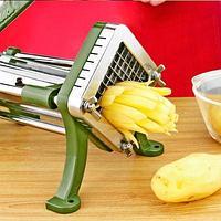 Устройство для нарезки картофеля фри промышленное ручное. Фрирезка