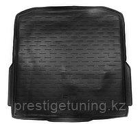 Резиновый коврик в багажник Skoda Octavia A7 (2013-2021)