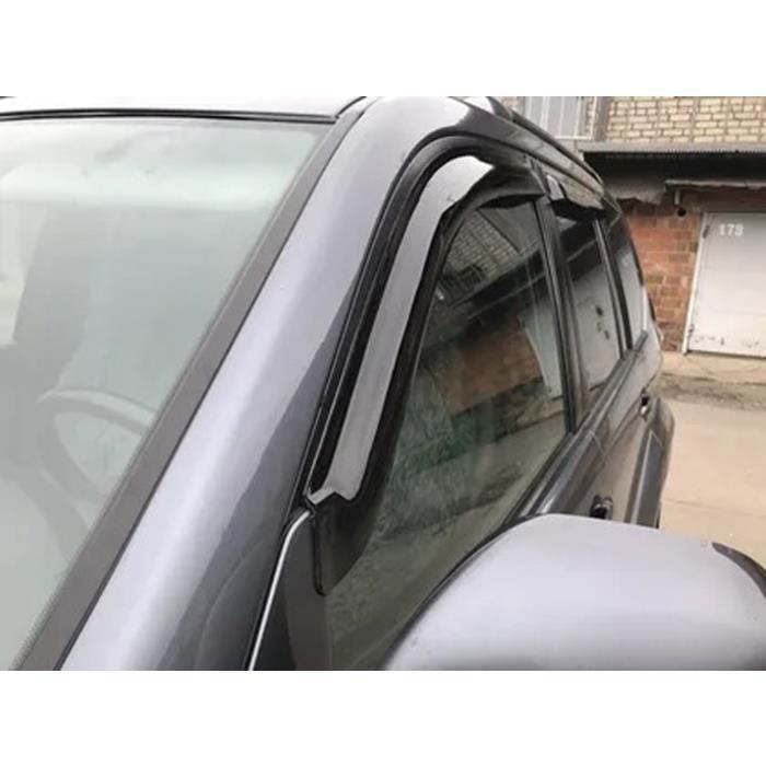 Дефлекторы окон Toyota Land Cruiser Prado 120 (2002-2009)/Lexus GX 470 (2003-2009)