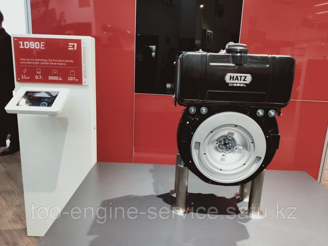 Двигатель HATZ