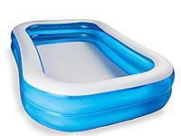 Надувной бассейн BestWay 54006 (Габариты: 262*175*51 см )