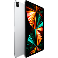 "Apple iPad Pro (2021) 12,9"" Wi-Fi + Cellular 128 ГБ, серебристый, фото 1"