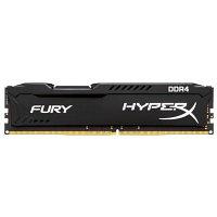 Память DIMM DDR4 8Gb Kingston HyperX FURY 8Gb DDR4 2400 DIMM HX424C15FB/8