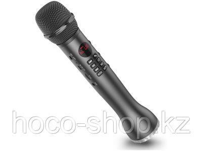 Микрофон L598 чёрный