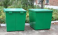Изготовление мусорных баков из металла