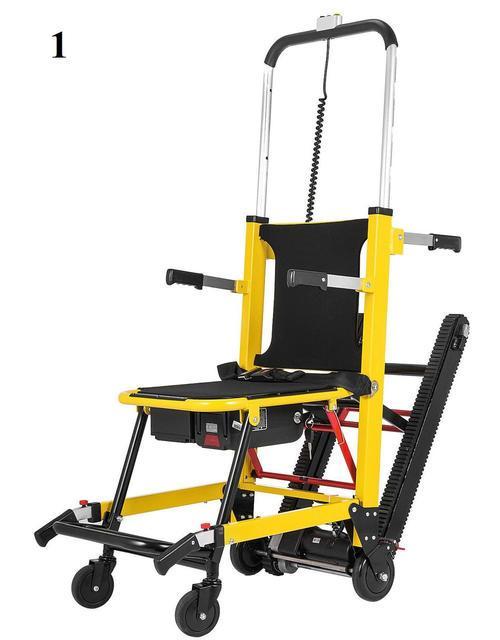 Лестничный подъемник для инвалидов мобильный - фото 1