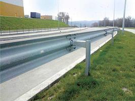 Дорожные ограждения 11 ДО-1-450 кДж У7