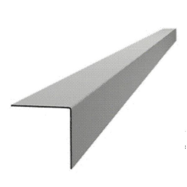 Алюминиевый L-профиль-уголок 580 см * 4,0 см * 2,0 см