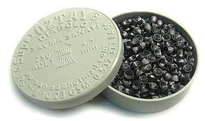 Пули пневматические Бета 4,5 мм 0,52 г (250 шт.)
