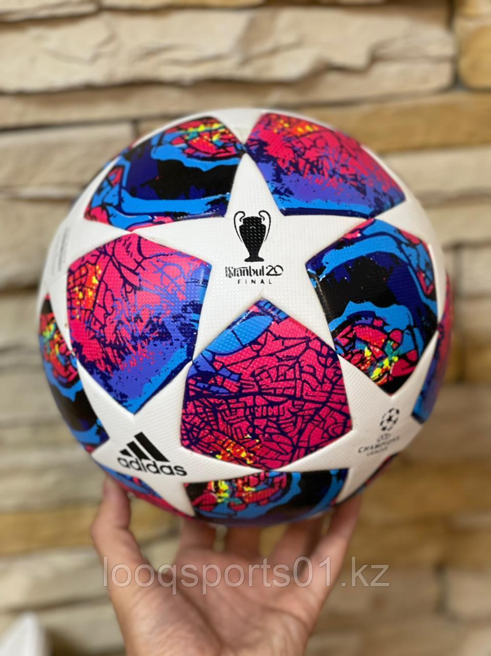 Футбольный мяч Adidas Champions League Istambul размер 5