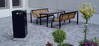Изготовление парковой мебели