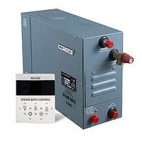Парогенератор Coasts KSA-90 9 кВт 380В с выносным пультом KS-150