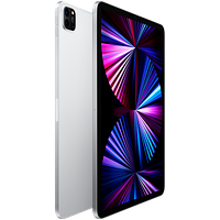 "Apple iPad Pro (2021) 11"" Wi-Fi + Cellular 128 ГБ, серебристый"