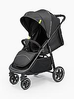 Детская прогулочная коляска Happy Baby Ultima V2X4 black