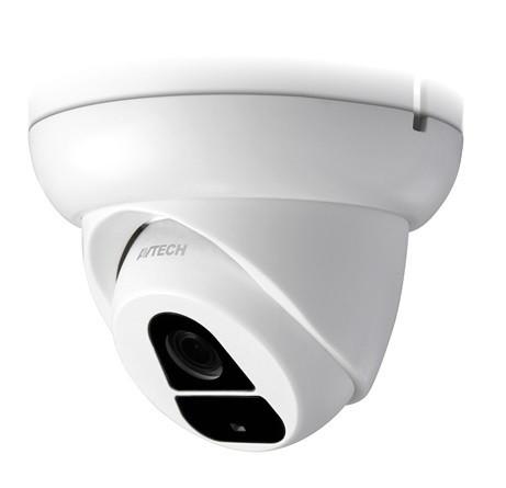 AVTECH - DGC1004XTP/F36 - HD-TVI, 2MP (1080P), Пластик