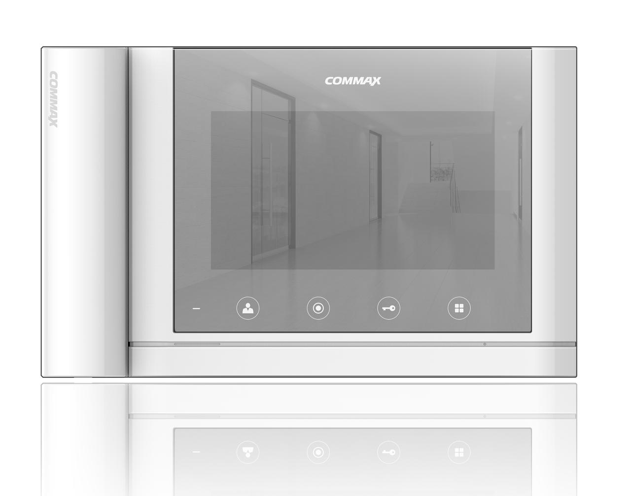 "COMMAX -  CDV-70MH(WHI) Дизайн ""MIRROR TYPE"" - Монитор"