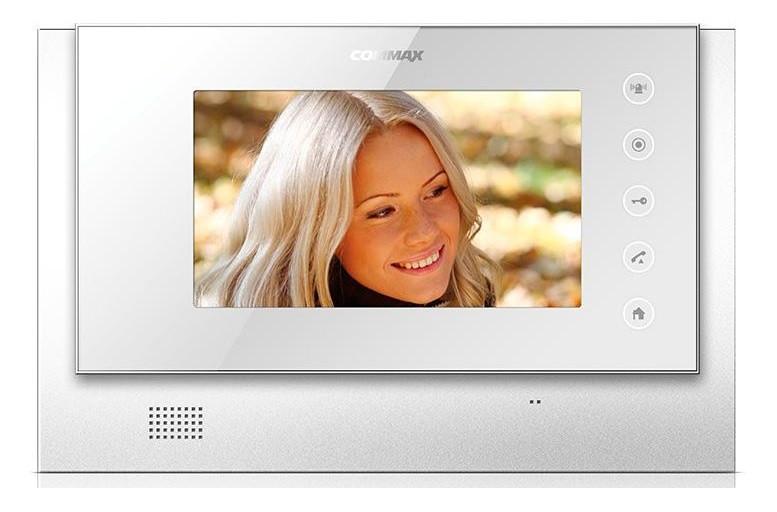 COMMAX - CDV-70UX(WHI) Android - монитор с памятью