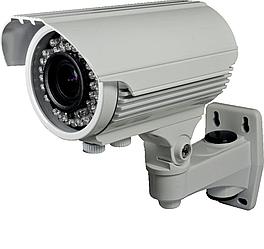 MSB-R724EB - Цилиндрическая Цветная Видеокамера, 1/3 SONY Effio-E, 700 TVL, 4-9 mm
