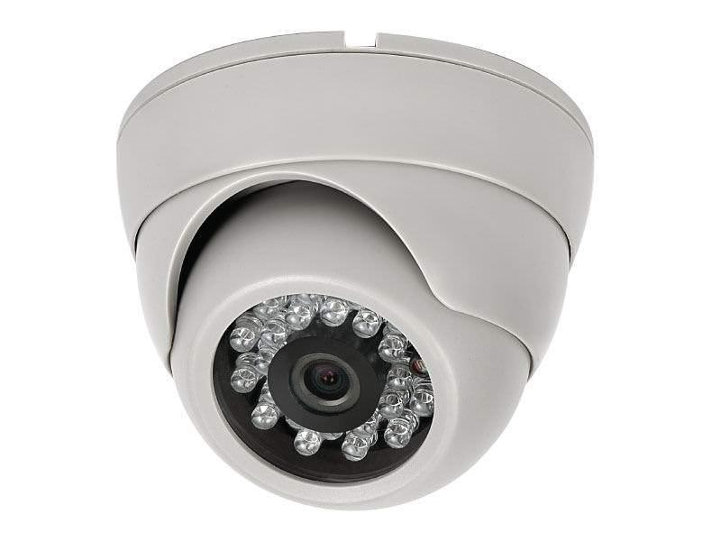 MSB-AHD 558-1M Купольная цветная видеокамера 3,6мм