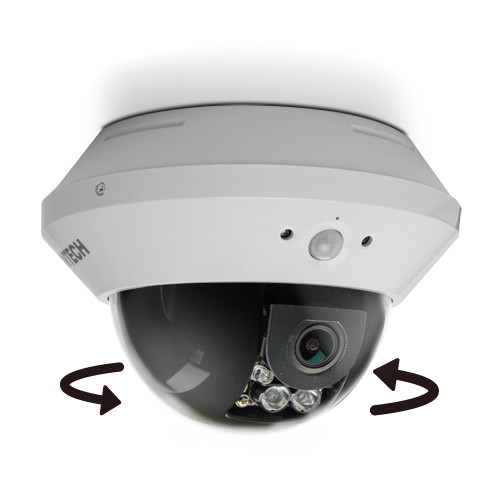 AVTECH - AVT1303AP/F28 - HD-TVI, 2MP (1080P), Металл