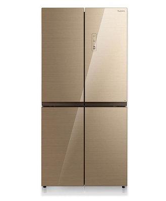Холодильник Бирюса CD 466 GG (бежевое стекло)