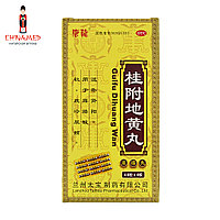 Guifu Dihuang Wan / Гуйфу Дихуан Вань (Золотой ларец) (заболевания почек, недержание, бесплодие)
