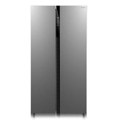Холодильник Бирюса SBS 587I (нержавеющая сталь)