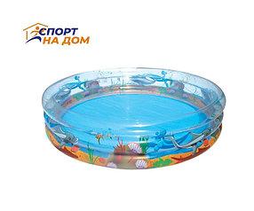 Надувной круглый детский бассейн BESTWAY 51048 (габариты: 170*53 см)