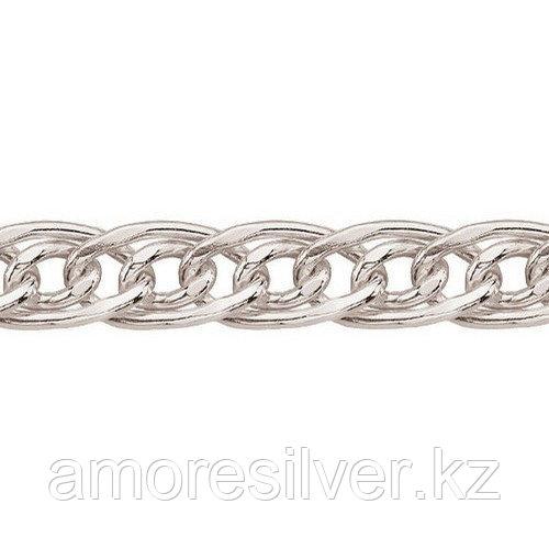 Браслет  серебро с родием, без вставок 81080500120