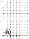 Подвеска SOKOLOV серебро с родием, фианит юи 147011ч, фото 2
