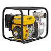 """Мотопомпа бензиновая для чистой воды PX-80, 7 л.с, 3"""", 1000 л/мин, глубина 8 м, напор 30 м Denzel"""